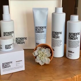 Pflegeprodukte von Authentic Beauty Concept